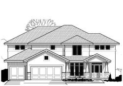 Craftsman Style Floor Plans Plan: 21-645