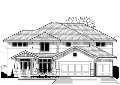 Craftsman Style House Plans Plan: 21-649