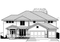 Craftsman Style House Plans Plan: 21-649