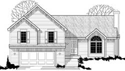 Traditional Style Floor Plans Plan: 21-822