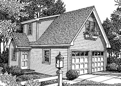 Traditional Style Floor Plans Plan: 22-101