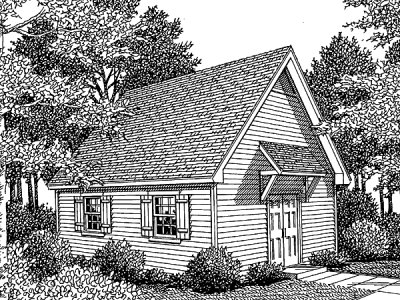 Traditional Style Floor Plans Plan: 22-102