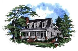 Country Style House Plans Plan: 22-120