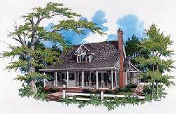 Country Style House Plans Plan: 22-139