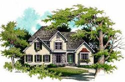 European Style House Plans 22-146