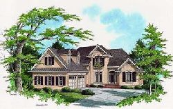 European Style Floor Plans 22-163