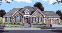 Traditional Style House Plans 23-243