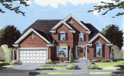 Traditional Style House Plans 23-311