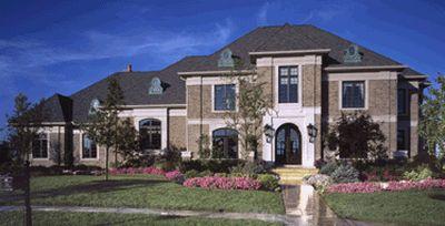 European Style Home Design 23-404