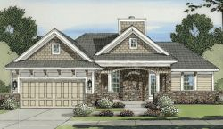 Country Style Floor Plans 23-410