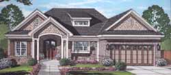 Traditional Style Floor Plans Plan: 23-522