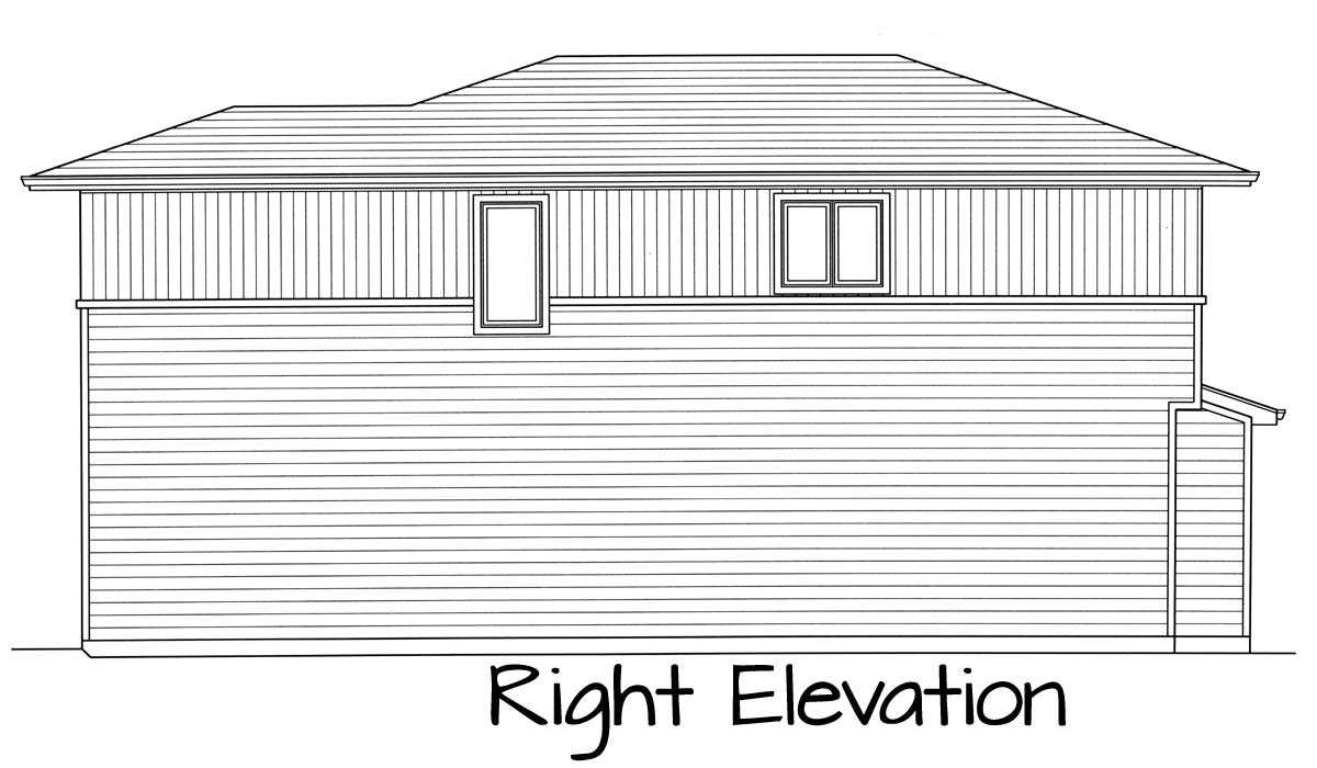 Contemporary Style House Plans