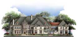 European Style Floor Plans 24-126