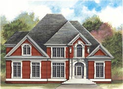 Southern Style House Plans Plan: 24-136