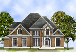 Traditional Style Floor Plans Plan: 24-146