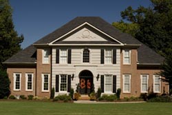 Southern-Colonial Style House Plans Plan: 24-191