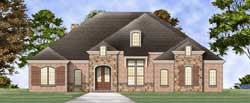 European Style Floor Plans Plan: 24-224