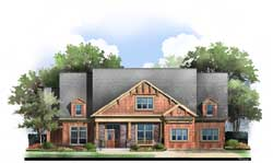 Country Style House Plans Plan: 24-226