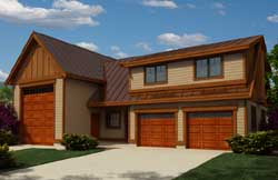 Traditional Style House Plans Plan: 26-142