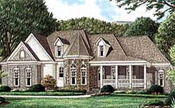 Country Style Floor Plans 27-145