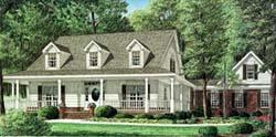 Farm Style Home Design 27-146