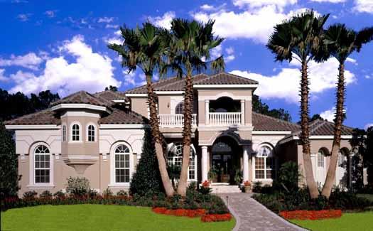 Florida Style House Plans Plan: 28-179