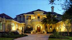 Spanish Style House Plans 28-201