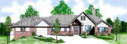 Traditional Style Floor Plans Plan: 3-104