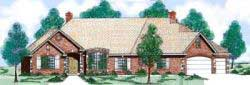 Traditional Style House Plans Plan: 3-122