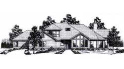 Contemporary Style Floor Plans Plan: 3-130