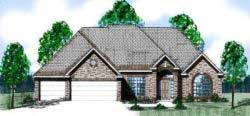 Traditional Style Floor Plans Plan: 3-133