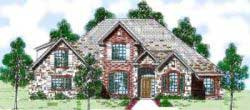 European Style Floor Plans Plan: 3-137
