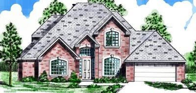 Traditional Style Floor Plans Plan: 3-139