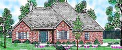 Traditional Style Floor Plans Plan: 3-155