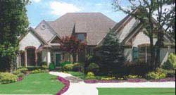 European Style Floor Plans Plan: 3-184