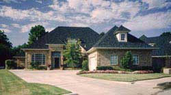 Traditional Style Floor Plans Plan: 3-195