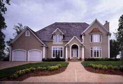 Traditional Style House Plans Plan: 3-226