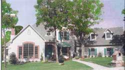Traditional Style House Plans Plan: 3-227