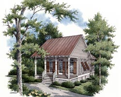 Traditional Style House Plans Plan: 30-101