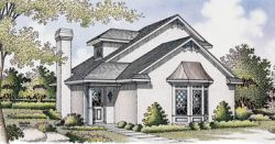 European Style Floor Plans Plan: 30-115