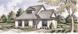 Cottage Style House Plans Plan: 30-118