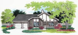Traditional Style Floor Plans Plan: 30-120
