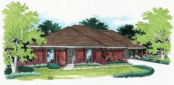 Traditional Style Floor Plans Plan: 30-127