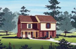 Traditional Style House Plans Plan: 30-131