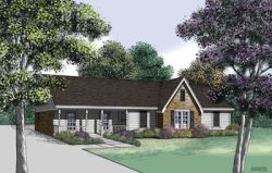 Country Style House Plans Plan: 30-150