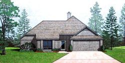 Contemporary Style House Plans Plan: 30-167
