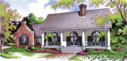 Southern Style House Plans Plan: 30-175