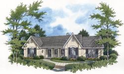 Traditional Style Floor Plans Plan: 30-206