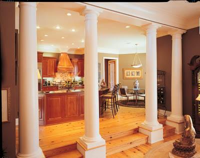 Georgian Style Floor Plans