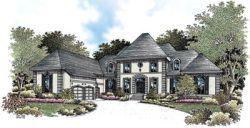 Georgian Style House Plans Plan: 30-314